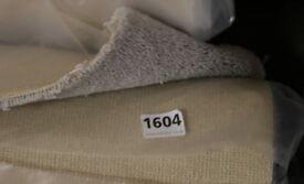carpet, mid grey twist pile 50oz weight. 4mtrs x 2.4mtrs.