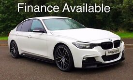 2013 BMW 330D M SPORT AUTO FULL PERFORMANCE PACK****FINANCE AVAILABLE****