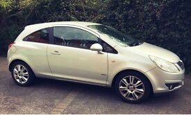 Vauxhall Corsa DESIGN 2008, 70,000 MILES, LOADS OF EXTRAS, SERVICE HISTORY