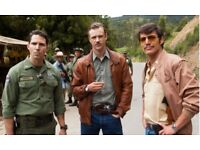 2 tickets for Narcos : Capturing Pablo Escobar' in Belfast , Telegraph Building on 16th May 2018