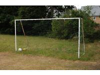 Football Goalposts - Professionally made