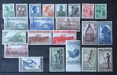 Papua-Neuguinea Mi.Nr. 1/23 **, Mi. 290,-€