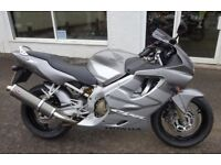 Honda CBR600F Motorcycle (2005)