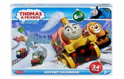 Fisher-Price Thomas And Friends MINIS Advent Calendar 2020 Toy Kid Gift