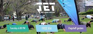 Free sport events for everyone. Melbourne CBD Melbourne City Preview