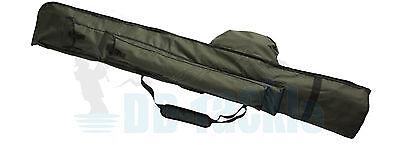 Rutenfutteral 195cm 12ft 3 montierte 3 unmontierte Karpfen Ruten Tasche Futteral
