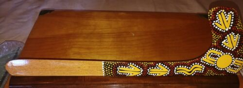 Dreamtime Native Arts & Crafts Boomerang
