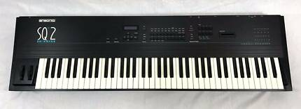 Ensoniq SQ-2 Synthesizer 76 key
