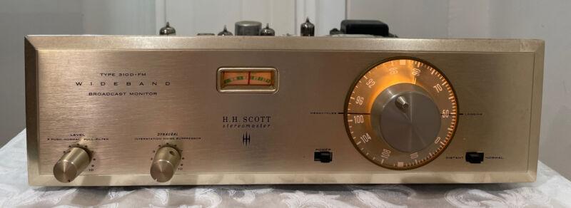 HH Scott Model 310-D Mono Tuner