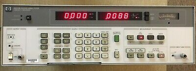 Hp 8903b Audio Analyzer Wmanual In Good Condition