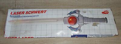 cats Sword of Omens Bootleg Laser Schwert MIB NEU in OVP  (Thundercats Schwert)