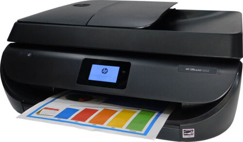 HP OfficeJet  5222 All-in-One Printer - New - Open OEM Box