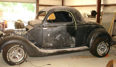 Used Cars Pensacola >> 1935 Ford Coupe Restoration Project! Built 302ci V8 & More! All Metal Body! - Used Ford Other ...