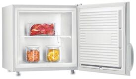 Zanussi table top fridge freezer brand new