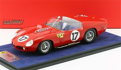 Ferrari 250 TRI/61 No.17 24H Le Mans 1961 Model Car in 1:18 Scale by Looksmart