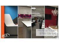 Professional Commercial & Office Cleaning Service