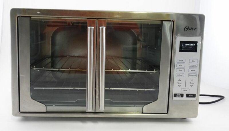 Oster TSSTTVFDDG Toaster Oven - 1525W