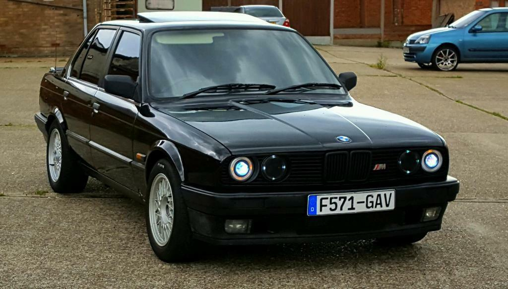 Bmw E30 318i 1990 One Previous Owner Full Service