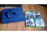 Xbox one 1tb forza edition