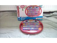 Chad Valley Electronic Phonics Game Boxed Toy