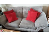 3 seater DFS sofa very good condition