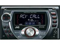 JVC Double Din Car CD MP3 Stereo USB AUX-In Android Ready, CAN BE DELIVERED
