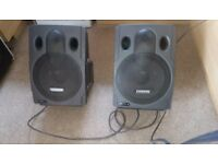 Samson Expedition X250 compact PA system