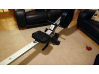 V-fit Artemis 2 air rowing machine