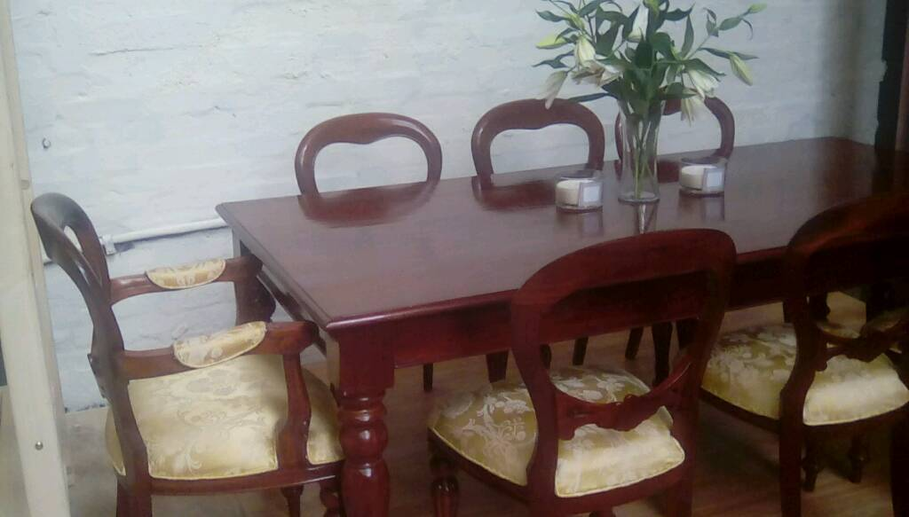 Miraculous Make An Offer Beautiful Colonial Style Mahogany Detailed 8 Seater Dining Table And Chairs In Kirkintilloch Glasgow Gumtree Download Free Architecture Designs Rallybritishbridgeorg