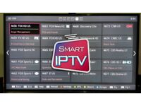 IPTV subscription smart tv, Firestick, Lg Smart Tv, Android....... Glitch Free