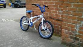 "20"" Boys BMX stunt bike."