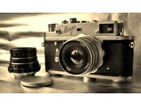Glasgow Photography Class - Camera & Photography Skills