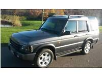 landrover discovery ES