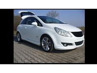 VAUXHALL OPEL CORSA D 3 DOOR before facelifting, Kit & spoiler VXR look - Limited edition ONLY £200