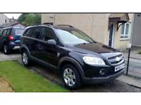 2010 chevrolet captiva LT excellent condition