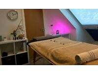 Relaxing full body Swedish massage with Male Masseur at Wilby Studio, Northamptonshire, £45 per hour