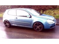 Vw golf tdi sport 1.9 remapped. 3dr not audi or seat