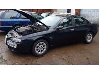 2004 Alfa Romeo 156 Turismo 16V M-Jet Jtd 1.9D For Sale