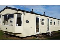 Atlas Chorus 8 berth static caravan for sale