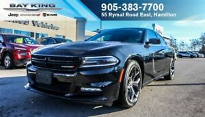 2017 Dodge Charger RALLYE, GPS, BLUETOOTH, BACKUP CAM, SUNROOF