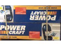 Powercraft 350 W Band Saw