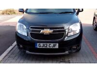 Chevrolet Orlando Auto LT 7 Seater Low Milage Long MOT till July 2018 2 Previous Owners