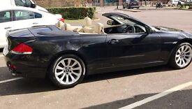 2008 BMW 630I SPORT CONVERTIBLE