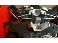2001 ford focus front brake pads