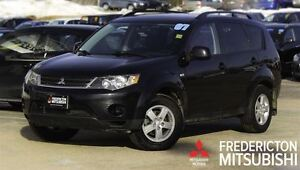 2007 Mitsubishi Outlander LS! 4X4! HEATED SEATS! LOADED!