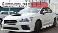 2015 Subaru WRX STi 2015 Subaru WRX STI  Pearl with 27728KM!