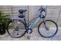 """BMC Streamer STR02 Ladies Hybrid Bike, 22.5"""" frame, includes extras"""