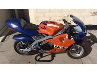 Mini Moto 50cc Loads of New Parts