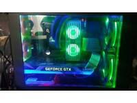 High End Skylake i5 GTX 1080 4K gaming PC
