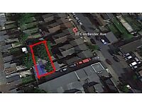 LAND TO RENT- MANOR PARK E12 - FLEXIBLE OPTIONS - VARIOUS USES - PLEASE READ ADVERT